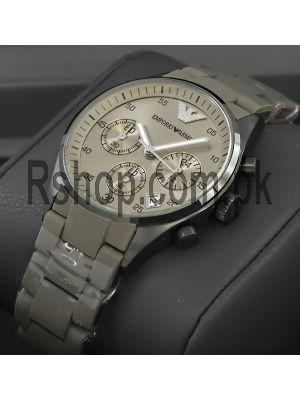Emporio Armani AR5951 Womens Chronograph Sportivo Watch Price in Pakistan
