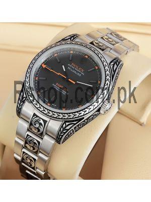 Rolex Milgauss Bamford Hand Engraved Watch Price in Pakistan