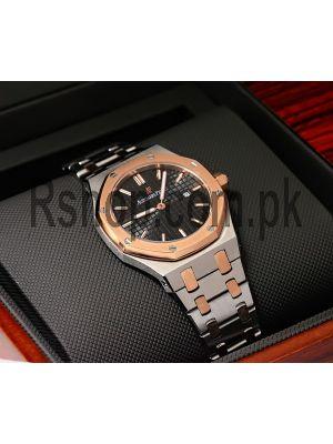 Audemars Piguet Royal Oak Two Tone Ladies Watch Price in Pakistan