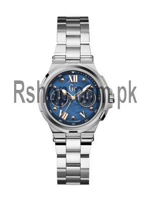 Gc Ladies Ladychic Blue Dial Watch Price in Pakistan