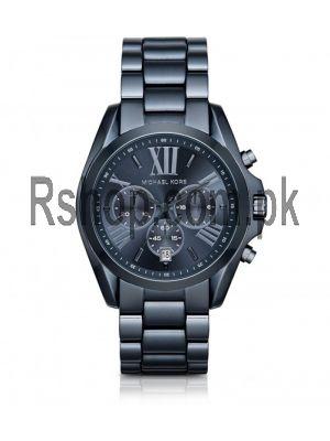 Michael Kors Bradshaw Blue Tone Women's Watch  Price in Pakistan