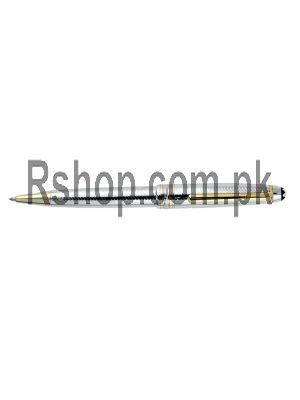 Montblanc Meisterstuck Solitaire Silver Barley Ballpoint Pen Price in Pakistan