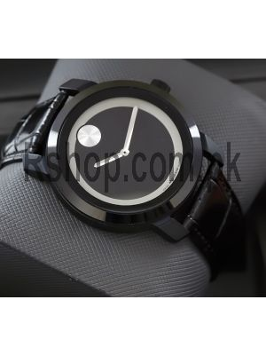 Movado Bold Black Watch Price in Pakistan
