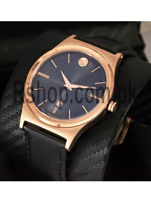 Movado Bold Blue Dial Watch Price in Pakistan