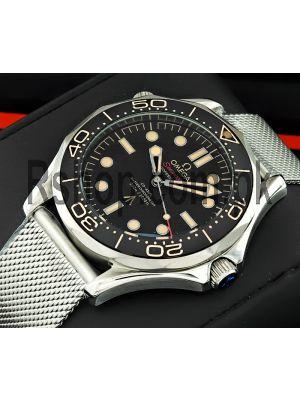 Omega Seamaster Diver Mesh Band Watch Price in Pakistan