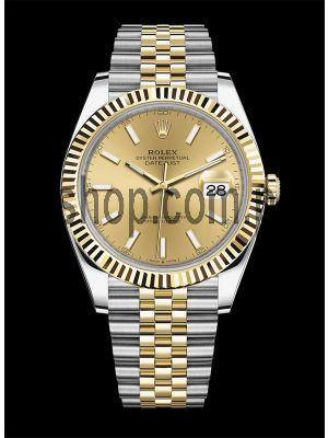 Rolex Datejust ETA Watch