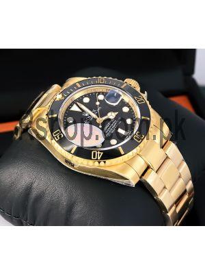 Rolex Submariner Black Dial Watch (Swiss Quality ETA Movement 2836) Price in Pakistan