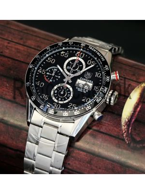 TAG Heuer Carrera Calibre 16 Automatic Chronograph Watch ( Swiss ) Price in Pakistan