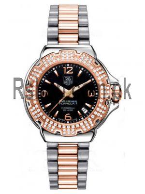 Tag Heuer Formula 1 Glamour Diamonds Two Tone Ladies Watch Price in Pakistan