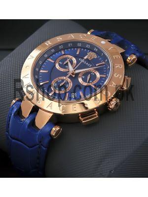 Versace Blue Mens Watch Price in Pakistan