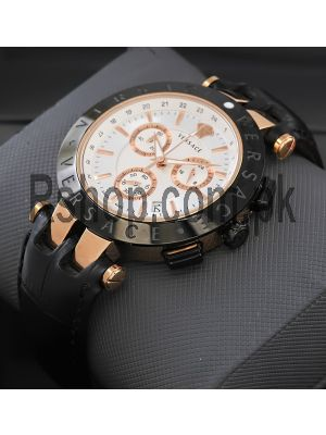 Versace White Dial Watch Price in Pakistan