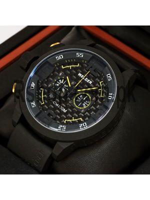 Welder Men's K31 10000 Yellow Black Watch Price in Pakistan