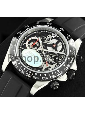 Rolex Daytona Skeleton Dial Watch