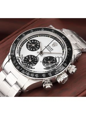 Rolex Oyster Cosmograph Ref. 6263, Paul Newman Panda Dial 1968 Watch