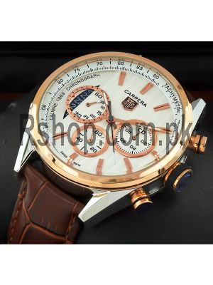 Tag Heuer Carrera Calibre 1969 Chronograph Watch Price in Pakistan