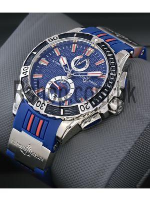 Ulysse Nardin Maxi Marine Diver Men's Watch  Price in Pakistan